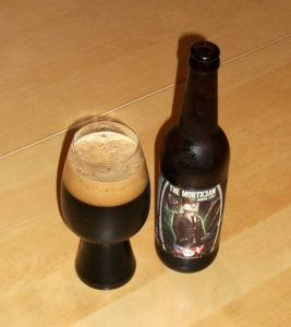 Amager Bryghus / Barrier Brewing The Mortician