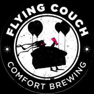 Flying Couch Brewing stod bag Årets Ølnyhed 2017, ifølg Beertalk.dk