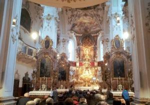 Kirken på Andechs Kloster
