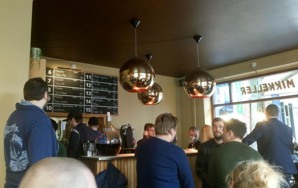 Mikkeller Bar Odense