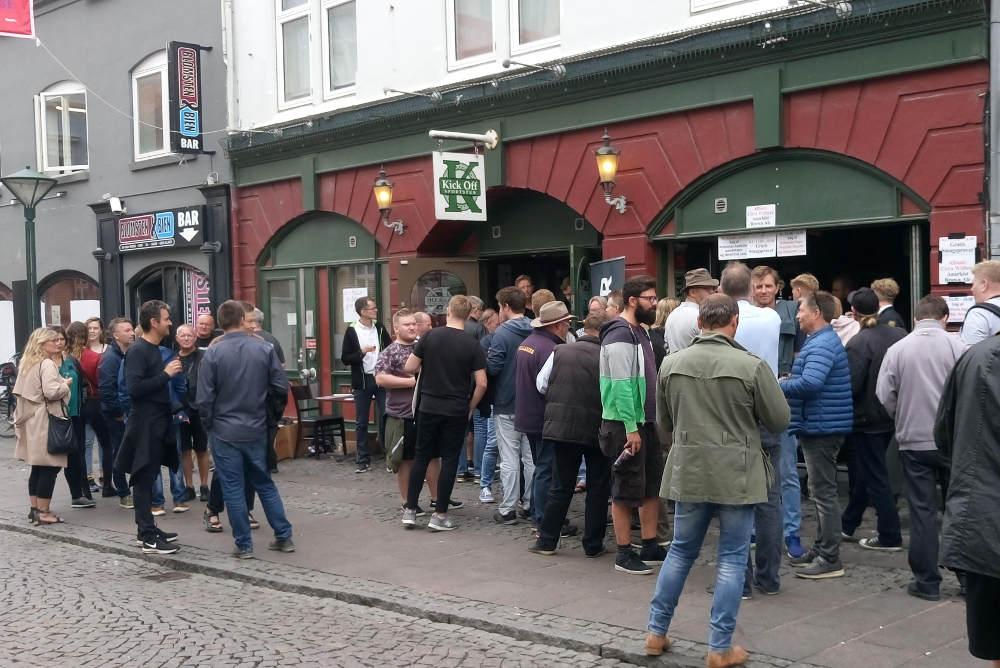 Kick-Off Sports Pub, Odense