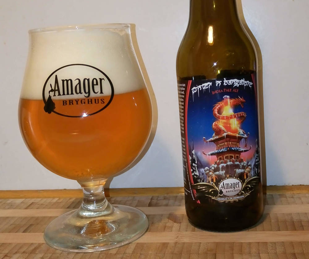 Amager Winter In Bangalore Christmas IPA