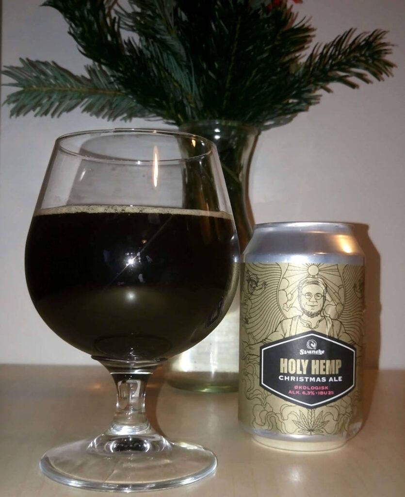 Svaneke Holy Hemp Christmas Ale
