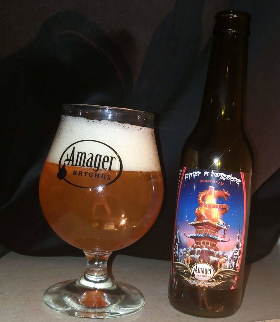 Amager Bryghus Winter in Bangalore, jule-IPA