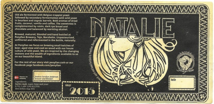 Penyllan Natalie