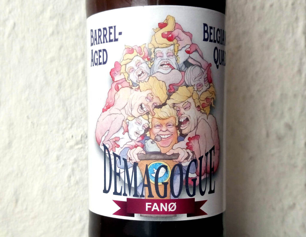 Fanø Demagogue Barrel Aged Belgian Quad