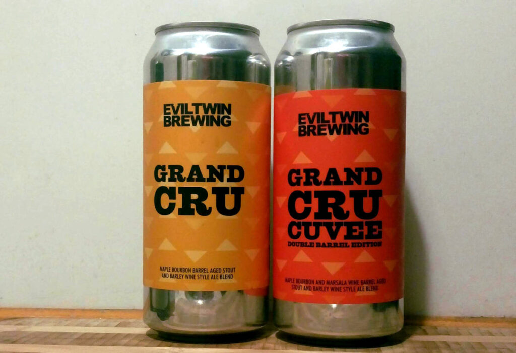 Evil Twin Grand Cru og Grand Cru Cuvée