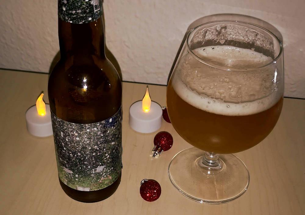 To Øl Blizzard (In a Beer Mug) Jule IPA