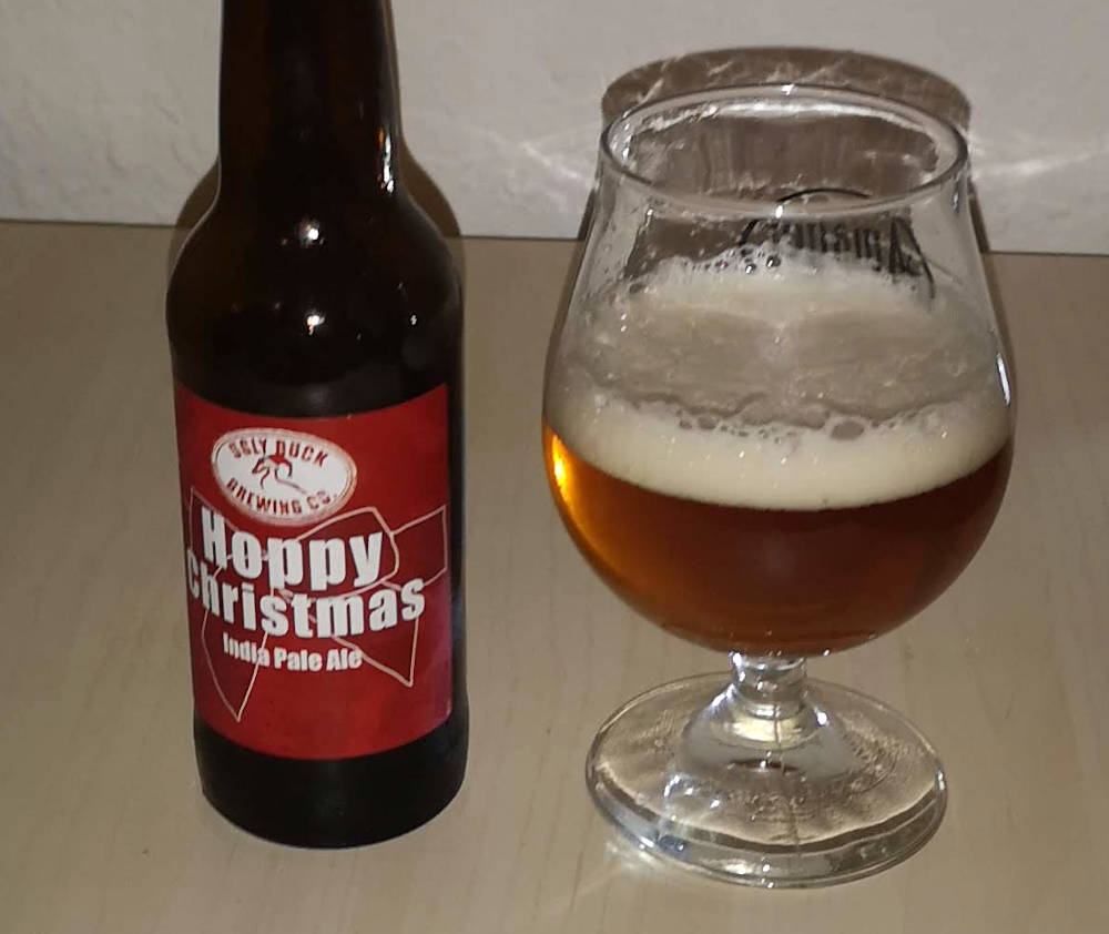 Ugly Duck Hoppy Christmas Jule IPA