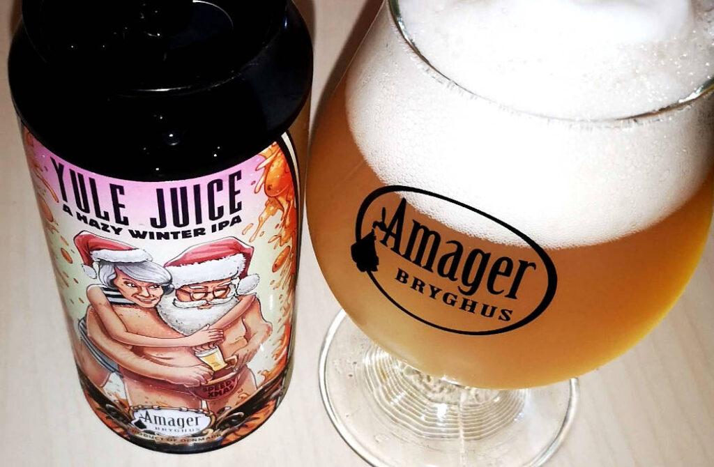 Amager Bryghus Yule Juice