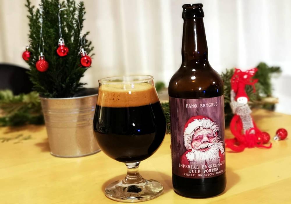 Fanø Imperial Barrel-Aged Jule Porter