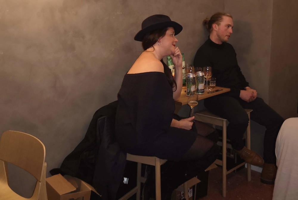 Årets Øloplevelse 2020 - Beer Here og Penyllan på Åben i Århus.