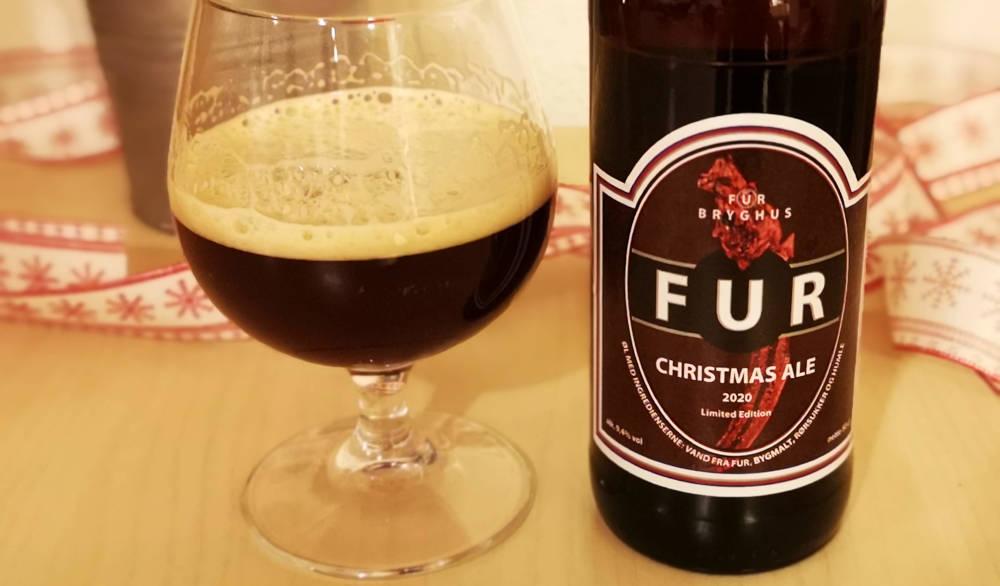 Fur Christmas Ale