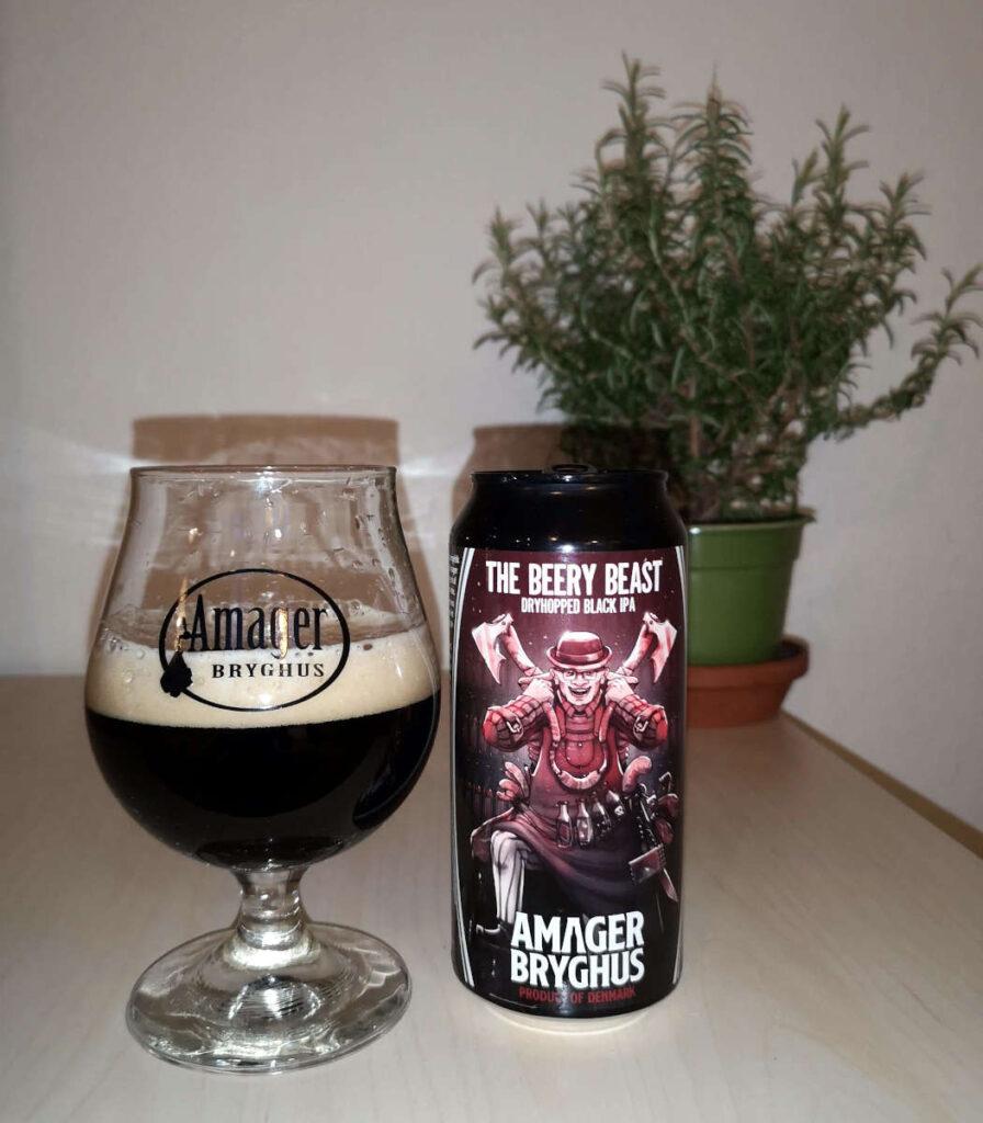 The Beery Beast Sort IPA