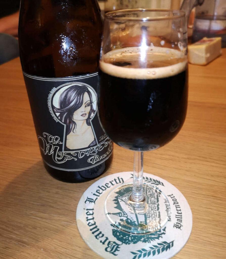 Penyllan The Mistress - Bourbon Barrel Aged